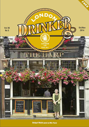 London Drinker October/November 2014