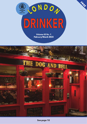 London Drinker February / March 2020